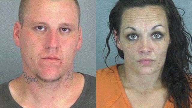 Bradley Fowler, Tammy Smith (Source: SCSO)