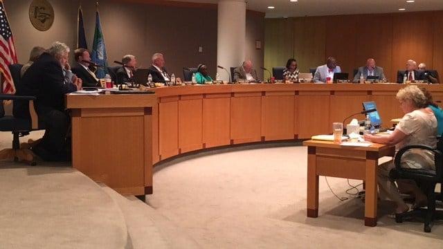 Greenville Co. Council votes 7-5 to pass third reading. (7/18/17 FOX Carolina)