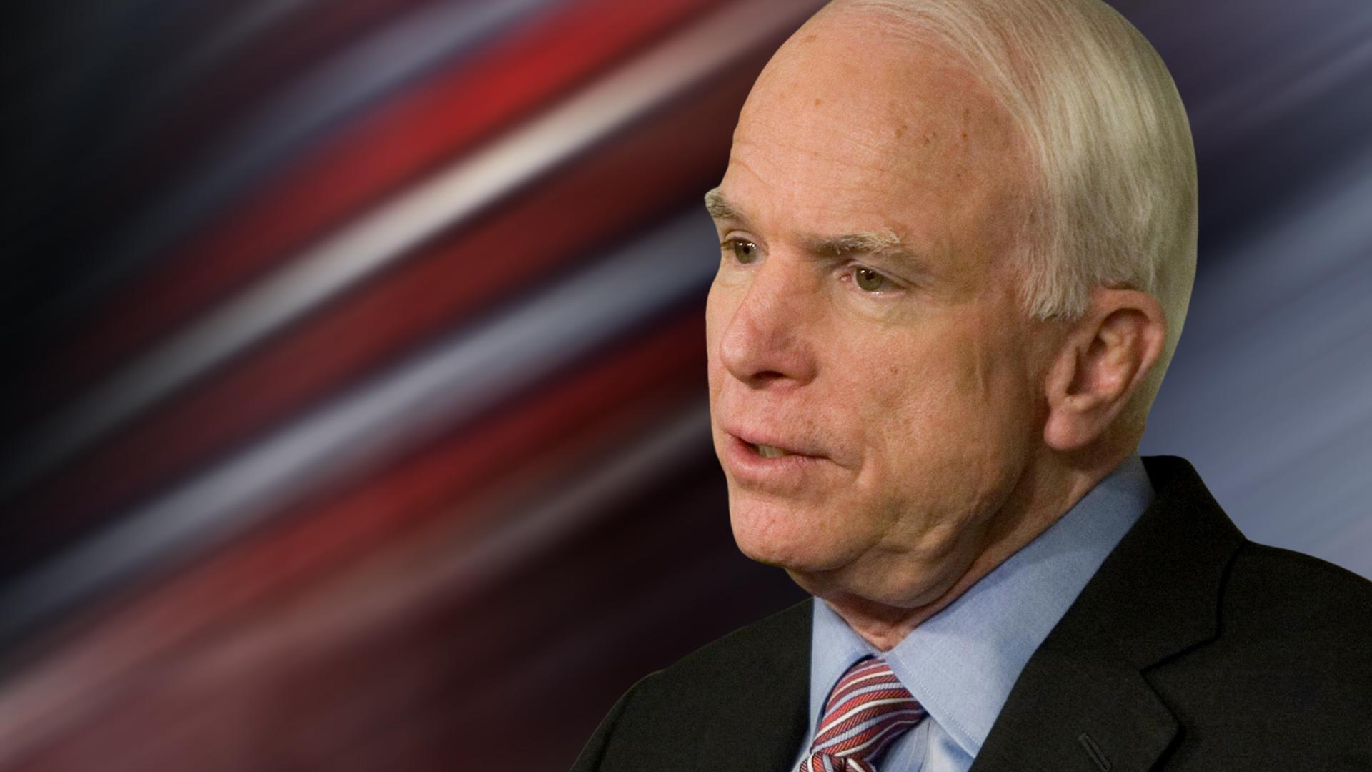 Sen. John McCain (Source: AP)