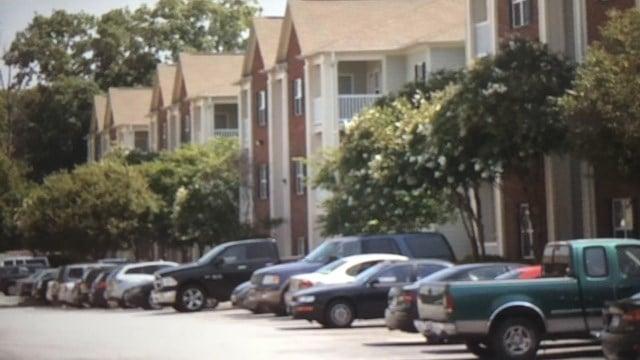 Rocky Creek apartments on Woodruff Road (July 20, 2017/FOX Carolina)