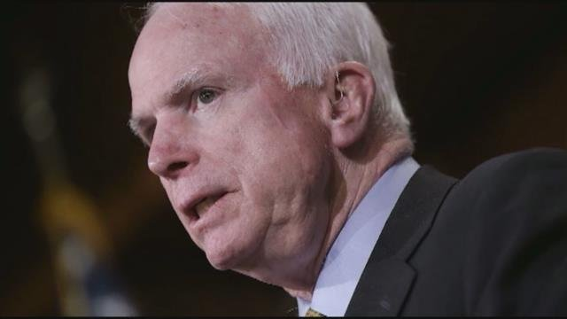 Sen. John McCain's brain cancer fight: What you should know about Glioblastoma. (Courtesy: AP Graphics)