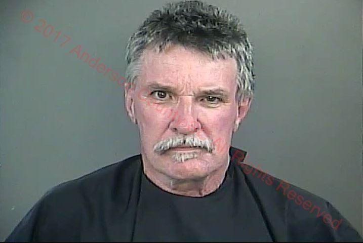 Frank Gordon (Source: Anderson Co. Detention Center)