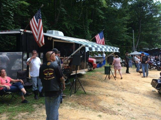 Bikers raise funds to rebuild Bob's Place with Poker Run fundraiser (FOX Carolina/ 7/22/17)
