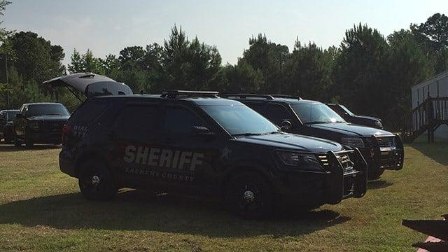 Deputies on scene of death investigation. (July 23, 2017/FOX Carolina)