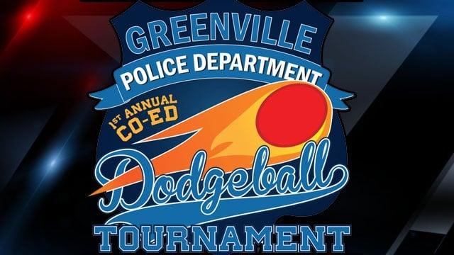 Dodgeball tournament logo (Source: WHNS)