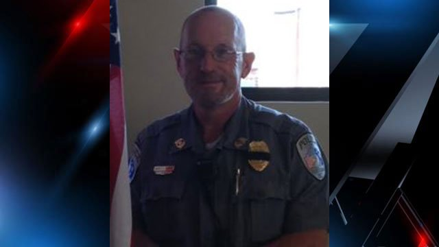 Police Chief Charles Sanders (Source: Town of West Union)