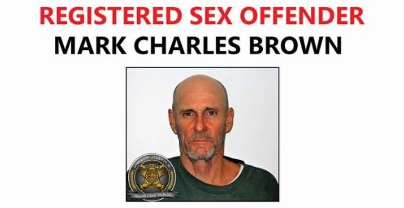 Mark Charles Brown (Source: ACSO)