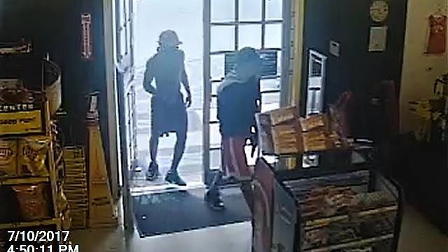 Deputies seek two suspects in Anderson Co. armed robbery (Source: ACSO Facebook)