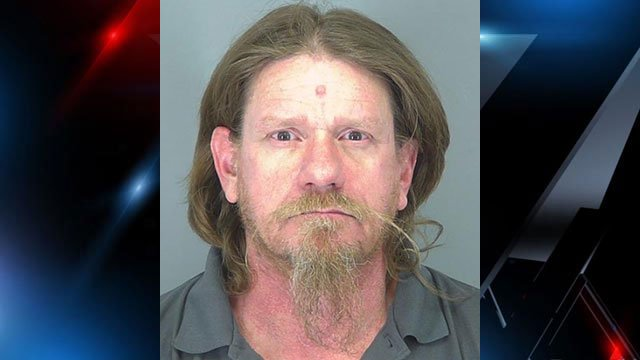 Sean Oswell (Source: Spartanburg Co. Detention)