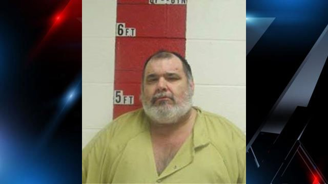 Keith Richad Fulford (Source: Swain Co. Sheriff's Office)