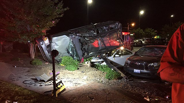 Seneca Fire Department responded to wreck with injuries in Seneca (Source: Seneca FD)
