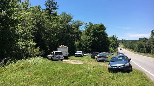 Investigators search for Kelvin Jerome Durham.  (7/31/17 FOX Carolina)