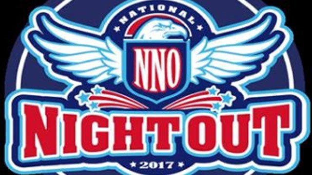 National Night Out logo (Source: Mauldin PD)