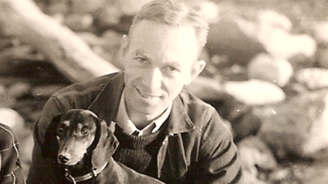 "E.B. White, author of ""Charlotte's Web."" (Source: Wikimedia Commons)"