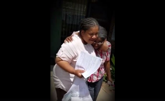 Sharon Ferguson released (Source: Traci Fant)