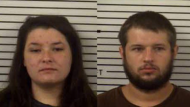 Haley Trantham and Vincent Lee (Courtesy: MCSO)