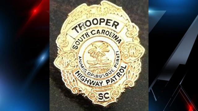 SC Highway Patrol trooper badge (Source: SCHP website)