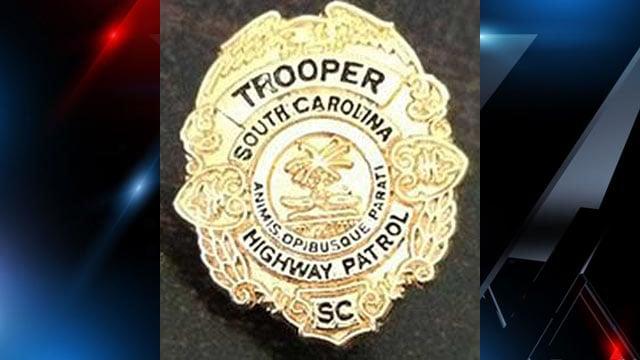 SC Highway Patrol trooper badge (Source: SCHP website)