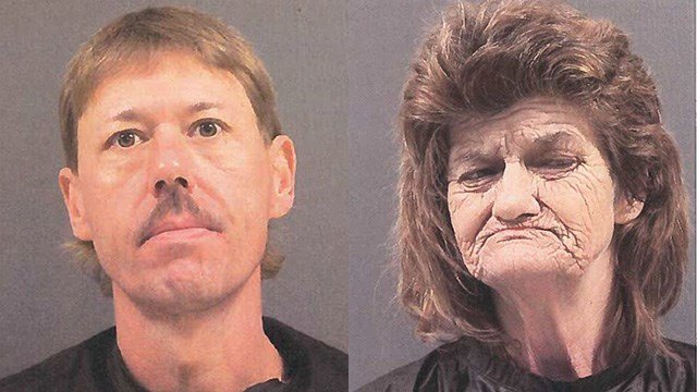 Will Pierce and Sharon Cole (Source: Cherokee Co. Sheriff's Office)