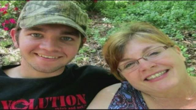 Joshua Martin and mother Teresa Bowen (Source: Family)