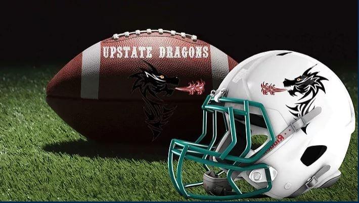 Upstate Dragons (Source: dragonsfootball17.com)
