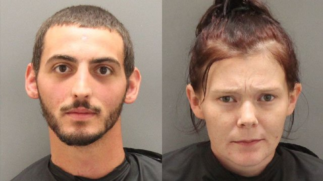 Reed (left) and Barfield (Source: OCSO)