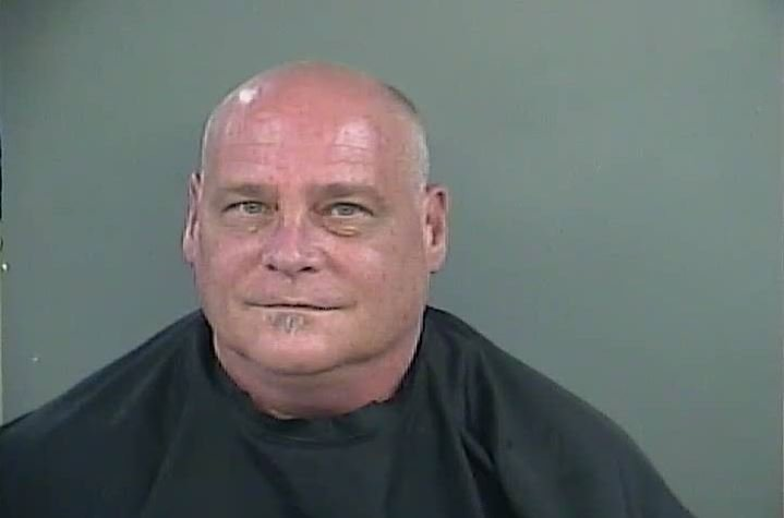 Gary Hecker (Source: Anderson Co. Detention Center)