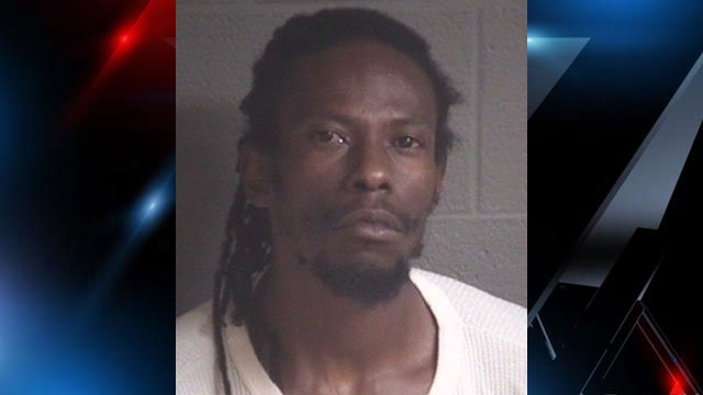 Barry Jeffries (Source: Asheville Police Department)