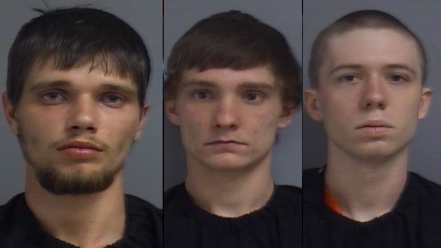 (Source: Union Co. Sheriff's Office)