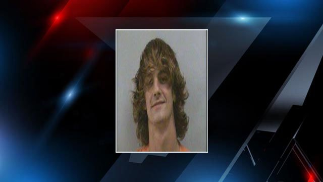 Kyle Hollifield (Source: McDowell County Sheriff Dept.)