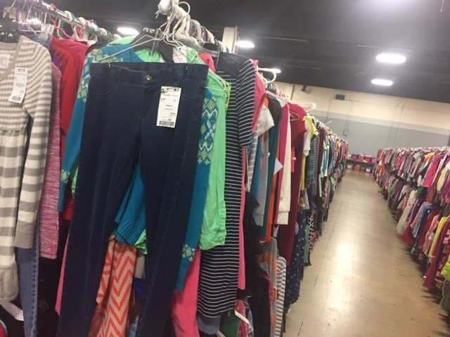 Switch-A-Roos Children's Consignment Sale (FOX Carolina/ Aug. 11, 2017)