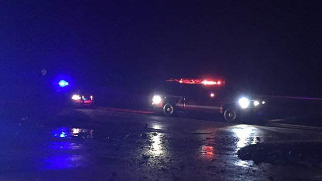 Collision on Clemson Boulevard in Seneca. (8/12/17 FOX Carolina)