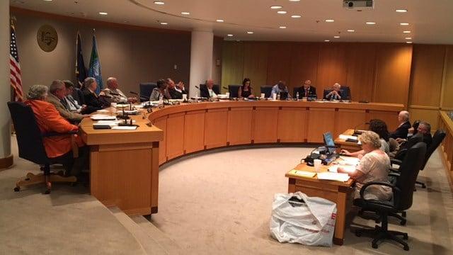 Greenville County Council. (8/15/17 FOX Carolina)