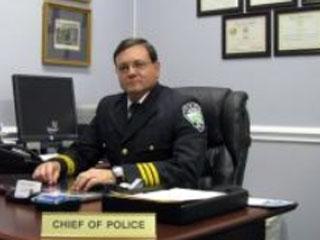 Pickens Police Chief Tommy Ellenburg (pickenspd.org)