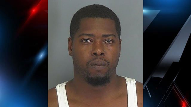 Marcus Byrd (Source: Spartanburg Co. Detention)