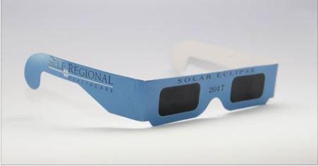 Recalled SRH eclipse glasses (Source: Self Regional)