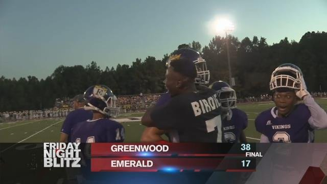 Greenwood vs. Emerald