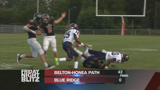 BHP vs Blue Ridge