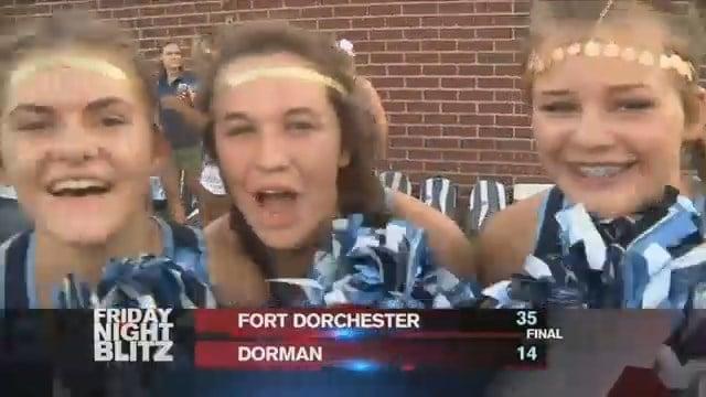 Fort Dorchester vs. Dorman