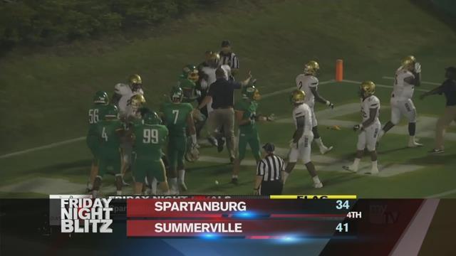 Spartanburg vs. Summerville