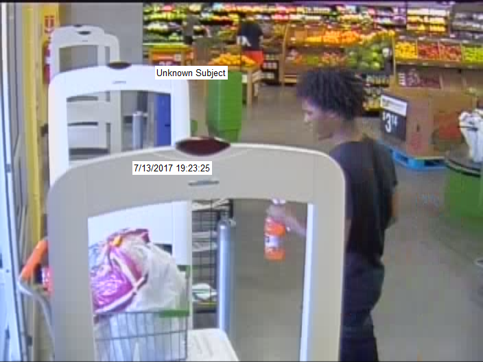 Greenville police search for accused auto theft suspect (Courtesy: Greenville PD)