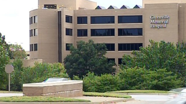 Greenville Memorial Hospital (file/FOX Carolina)