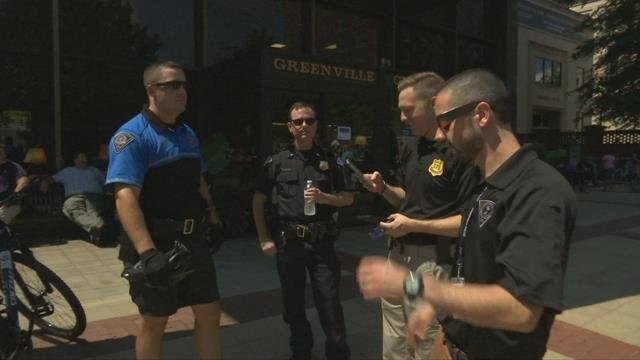 Greenville first responders says no serious emergency calls during eclipse