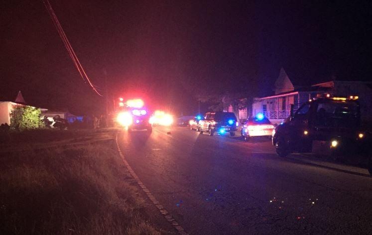 Deputy-involved crash (FOX Carolina/ August 22, 2017)