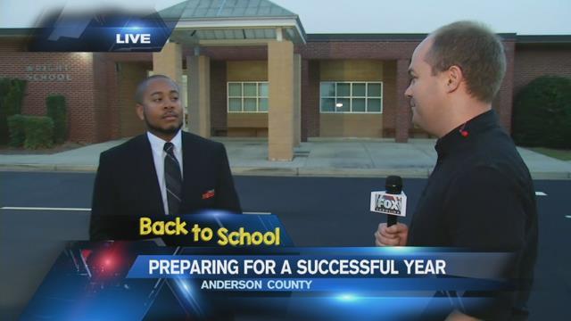 Anderson County schools begin new school year