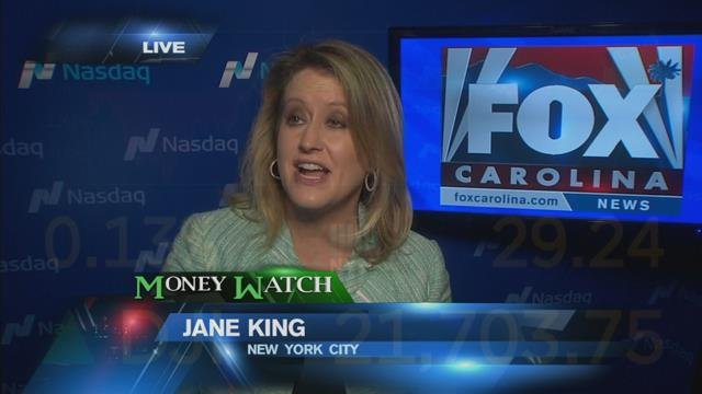 Money Watch with Jane King - August 22