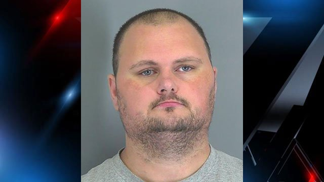 Bunky Balcome (Source: Spartanburg Co. Detention)