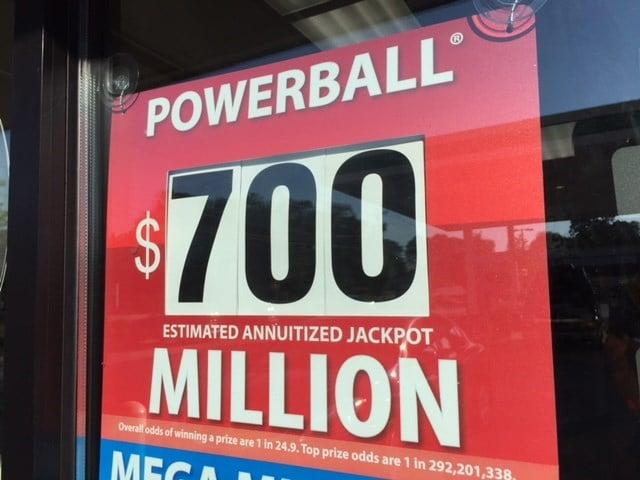 Second-highest jackpot in Powerball history (Aug. 23, 2017/FOX Carolina)