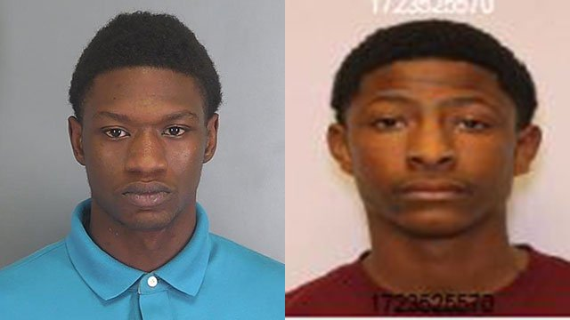 Antonio Moore (L) and She'lah Norman (Source: Spartanburg Co. Sheriff's Office)