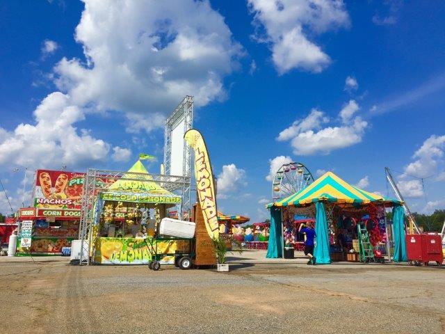 2016 Upper SC State Fair. (Aug. 25, 2016/FOX Carolina)